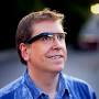 Aaron with Google Glass