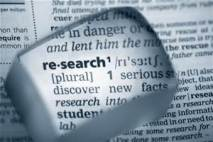 Definition: research